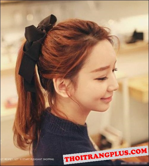 Kiểu tóc đẹp 2016 Hàn Quốc cho cô nàng dịu dàng trẻ trung phần 17