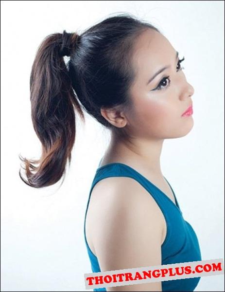 Kiểu tóc đẹp 2016 Hàn Quốc cho cô nàng dịu dàng trẻ trung phần 18