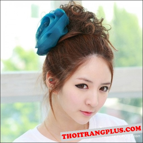 Kiểu tóc đẹp 2016 Hàn Quốc cho cô nàng dịu dàng trẻ trung phần 9
