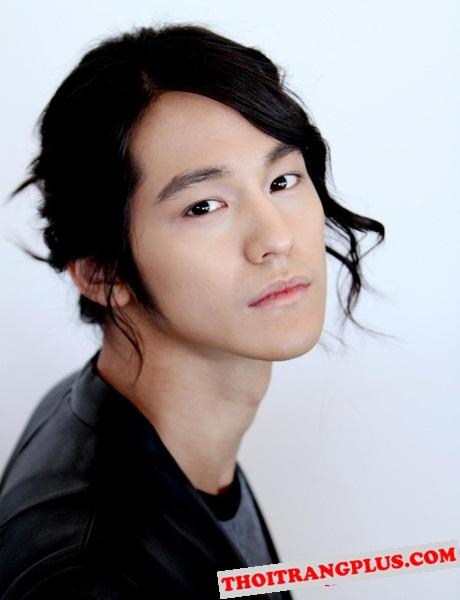6 Kiểu tóc nam đẹp 2016 Hàn Quốc lịch lãm quý phái cho chàng trai phần 10