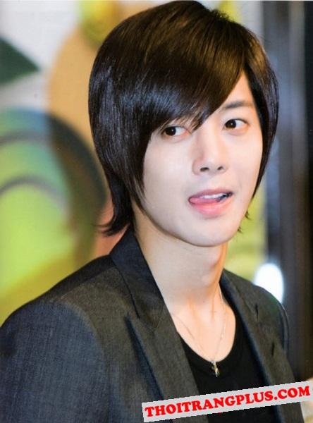 6 Kiểu tóc nam đẹp 2016 Hàn Quốc lịch lãm quý phái cho chàng trai phần 2