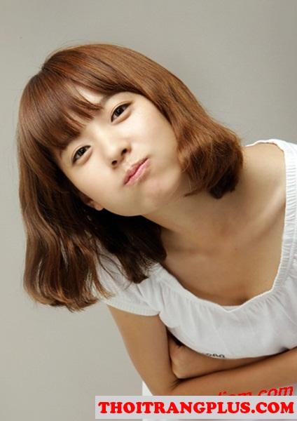 Tóc ngắn đẹp Hàn Quốc lôi cuốn trẻ trung cho mọi cô nàng 2017 phần 2