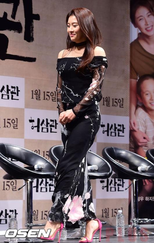 Tóc dài xoăn sóng đẹp nhẹ nhàng quyến rũ sao KPop Hàn Quốc 2017 phần 10