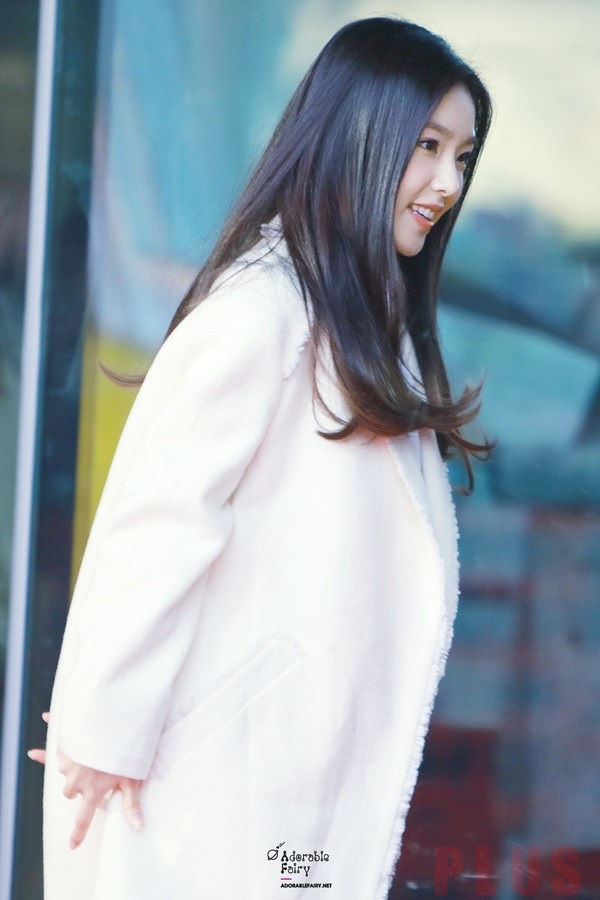 Tóc dài xoăn sóng đẹp nhẹ nhàng quyến rũ sao KPop Hàn Quốc 2017 phần 13