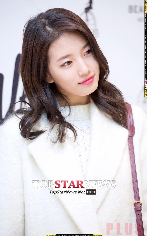 Tóc dài xoăn sóng đẹp nhẹ nhàng quyến rũ sao KPop Hàn Quốc 2017 phần 8