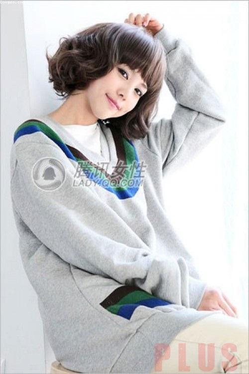 Kiểu tóc ngắn tomboy Hàn Quốc đẹp hè 2017 cho nàng thể hiện cá tính phần 1