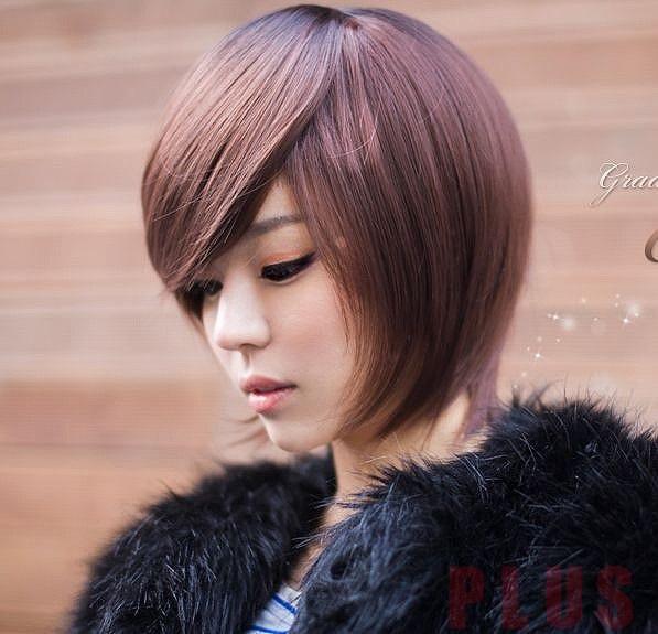 Kiểu tóc ngắn tomboy Hàn Quốc đẹp hè 2017 cho nàng thể hiện cá tính phần 12