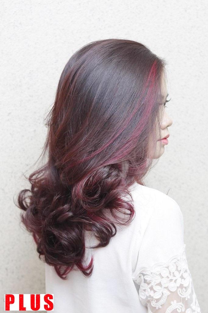 Những kiểu tóc ngắn lỡ uốn xoăn đuôi đẹp 2017 trẻ trung dịu dàng phần 5