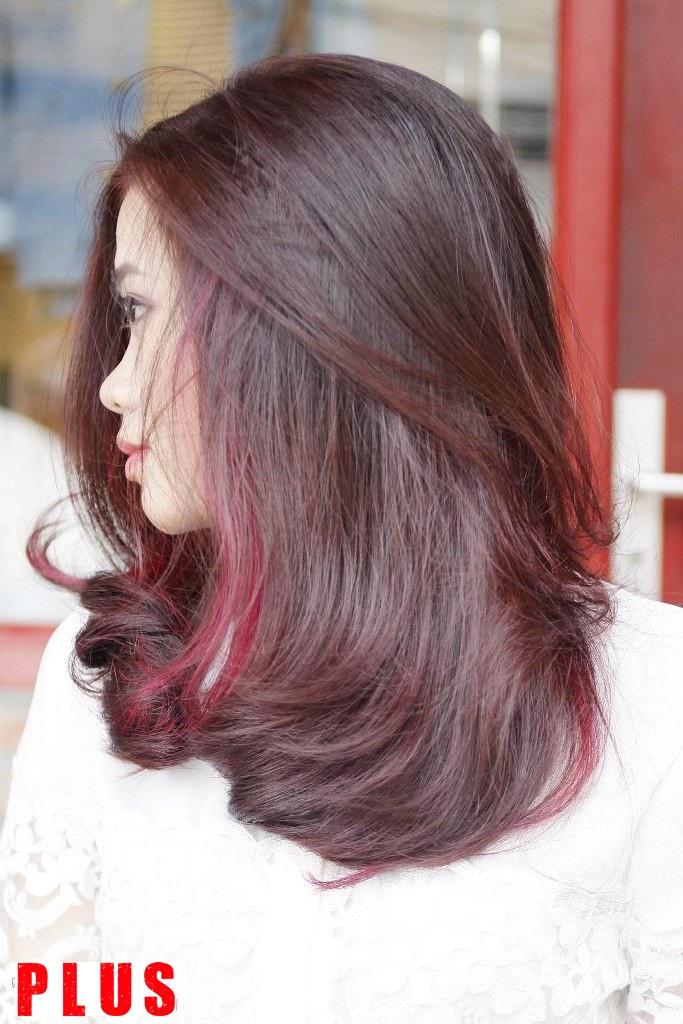Những kiểu tóc ngắn lỡ uốn xoăn đuôi đẹp 2017 trẻ trung dịu dàng phần 8