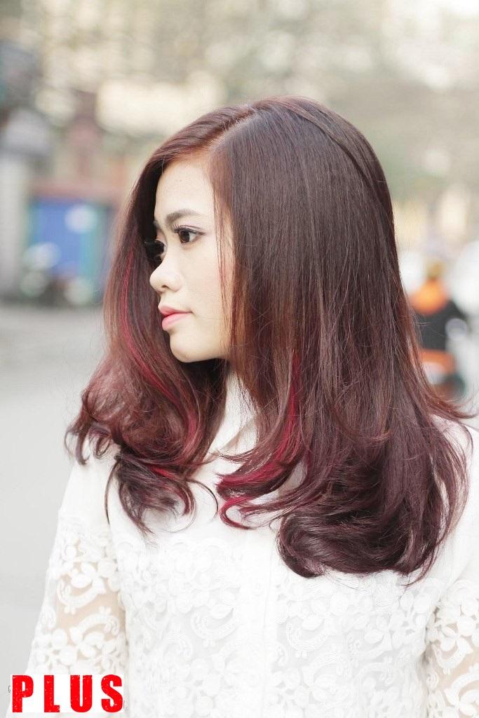 Những kiểu tóc ngắn lỡ uốn xoăn đuôi đẹp 2017 trẻ trung dịu dàng phần 9