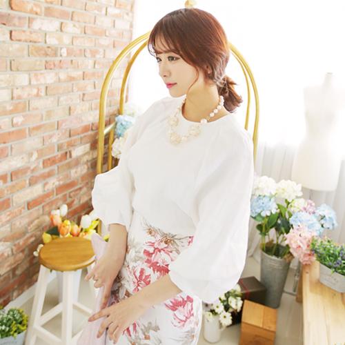 12 kiểu áo sơ mi nữ đẹp Hàn Quốc giúp cô nàng công sở trở nên sang trọng quý phái phần 9