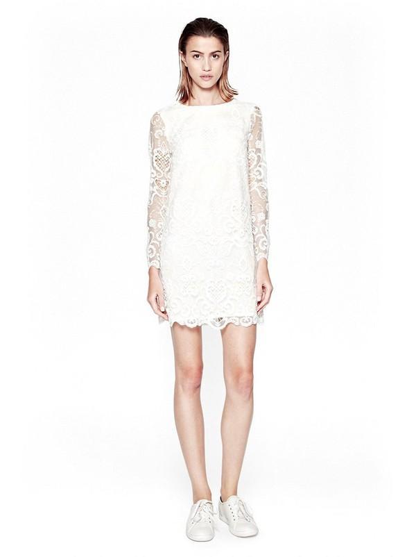 Những kiểu váy ren đẹp hot nhất hiện nay cho quý cô sang trọng đi dự tiệc phần 7