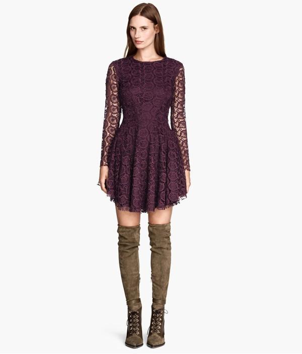 Những kiểu váy ren đẹp hot nhất hiện nay cho quý cô sang trọng đi dự tiệc phần 8