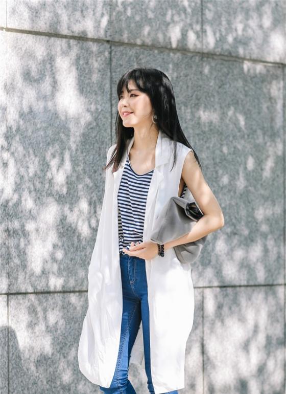 5 kiểu áo sơ mi nữ hàn quốc đẹp phong cách trẻ trung mát dịu ngày hè 2017 phần 12