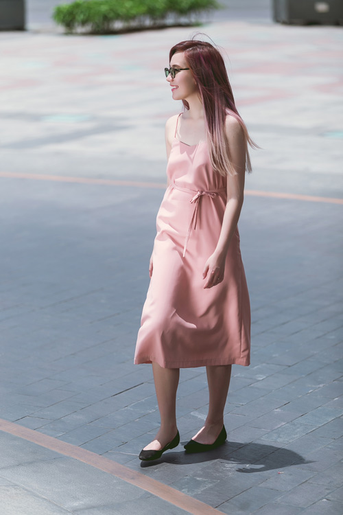 Áo thun dây nữ Hàn Quốc đẹp xuân hè 2017 cho nàng công sở dạo phố phần 10