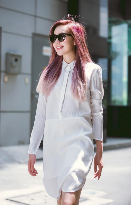 Áo thun dây nữ Hàn Quốc đẹp xuân hè 2017 cho nàng công sở dạo phố phần 11