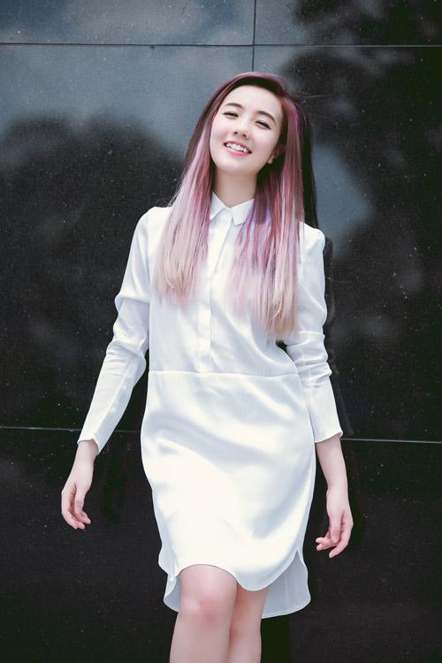 Áo thun dây nữ Hàn Quốc đẹp xuân hè 2017 cho nàng công sở dạo phố phần 12