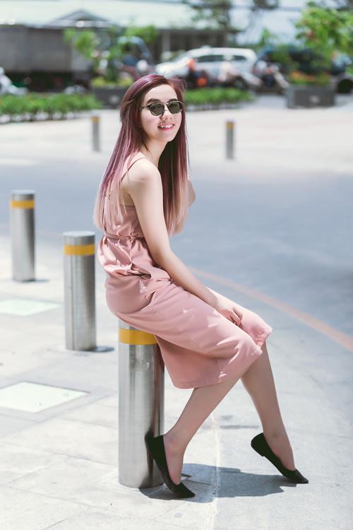 Áo thun dây nữ Hàn Quốc đẹp xuân hè 2017 cho nàng công sở dạo phố phần 9