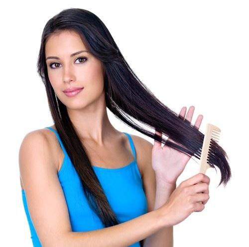 10 Thói quen nguy hiểm khiến mái tóc dài suông mượt trở nên xơ xác gãy rụng phần 2