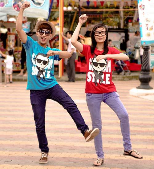 Áo thun nam hình Gangnam Style đẹp hè 2017 khiến giới trẻ phát cuồng phần 6