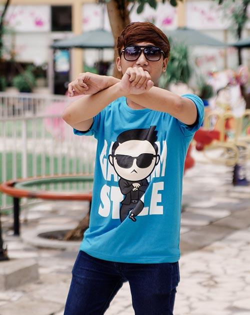 Áo thun nam hình Gangnam Style đẹp hè 2017 khiến giới trẻ phát cuồng phần 7