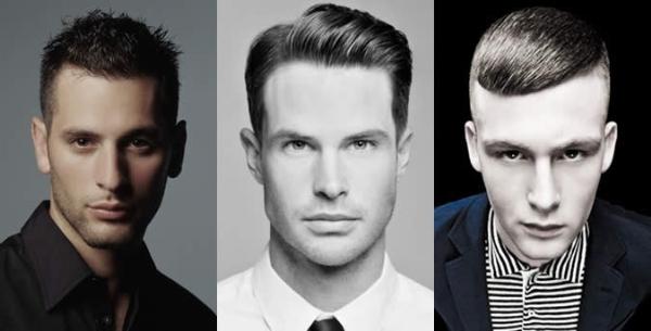 Top 3 kiểu tóc nam phù hợp mọi khuôn mặt đẹp nhất 2017 phần 2