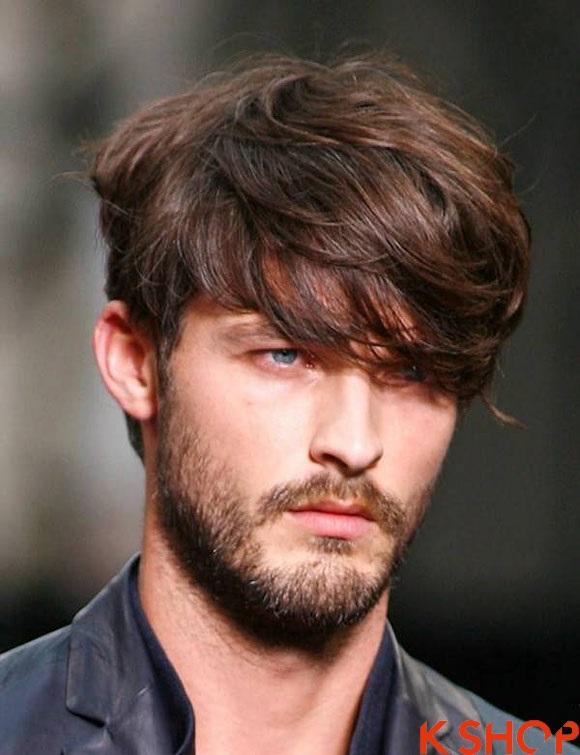 Top 14 kiểu tóc nam đẹp nhất 2017 giới trẻ Châu Âu yêu thích phần 8