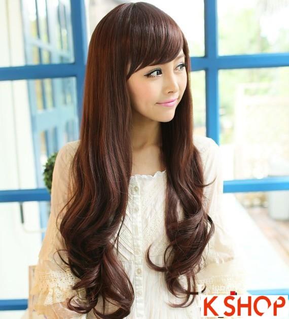Kiểu tóc xoăn Hàn Quốc cực đẹp cho cô nàng xinh xắn quyến rũ hè 2016 phần 2