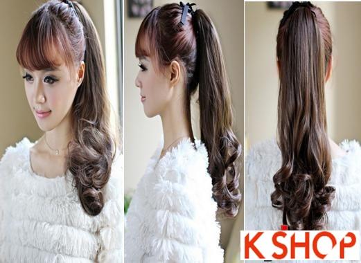 Kiểu tóc xoăn Hàn Quốc cực đẹp cho cô nàng xinh xắn quyến rũ hè 2016 phần 4