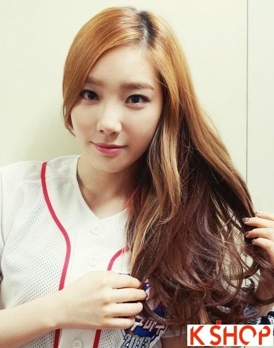 Kiểu tóc xoăn Hàn Quốc cực đẹp cho cô nàng xinh xắn quyến rũ hè 2016 phần 5