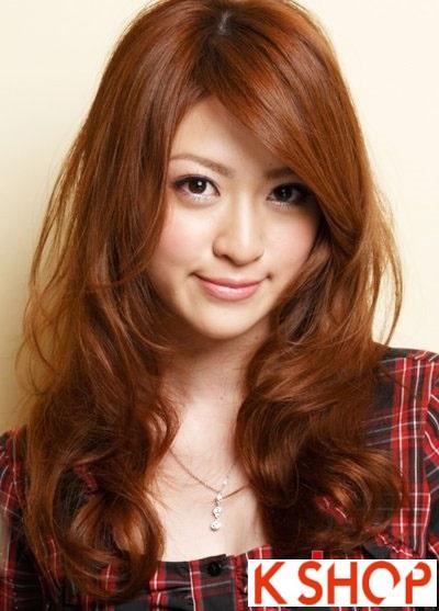 Kiểu tóc xoăn Hàn Quốc cực đẹp cho cô nàng xinh xắn quyến rũ hè 2016 phần 7