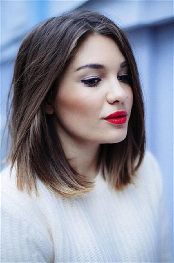 15 kiểu nhuộm ombre đẹp cho nàng tóc ngắn cực cá tính phần 10