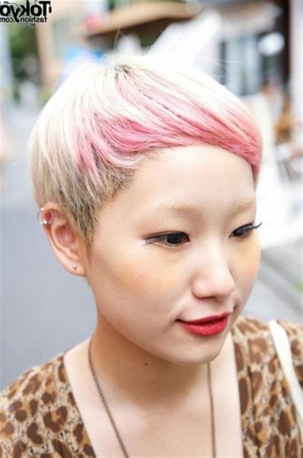 15 kiểu nhuộm ombre đẹp cho nàng tóc ngắn cực cá tính phần 11