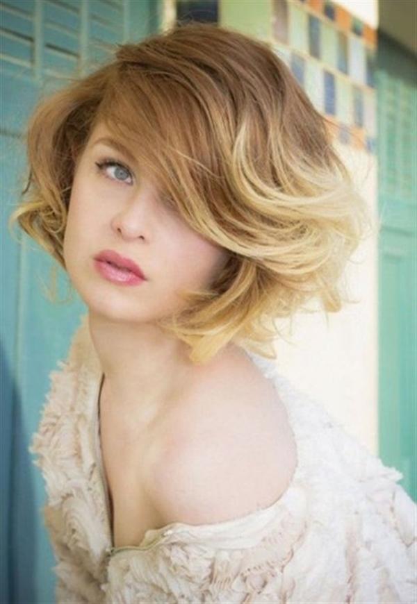 15 kiểu nhuộm ombre đẹp cho nàng tóc ngắn cực cá tính phần 12