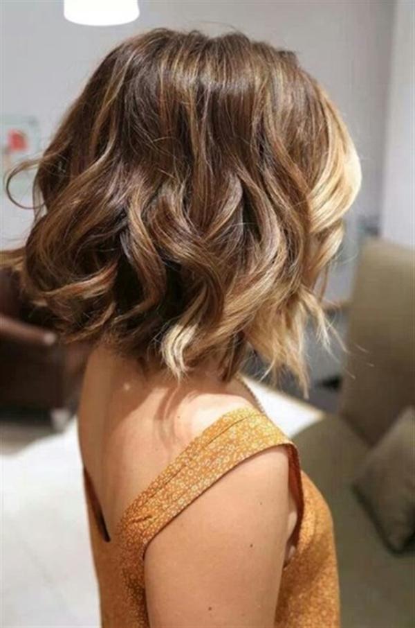 15 kiểu nhuộm ombre đẹp cho nàng tóc ngắn cực cá tính phần 15