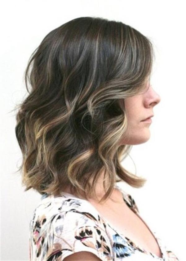 15 kiểu nhuộm ombre đẹp cho nàng tóc ngắn cực cá tính phần 2