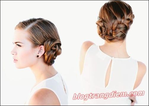2 Cách tết tóc đẹp đơn giản cho cô nàng thêm đáng yêu đầy dịu dàng phần 5