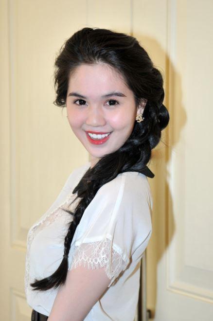 4 kiểu tóc đẹp sao Việt 2015 xuống phố hay dự event năm nay phần 4