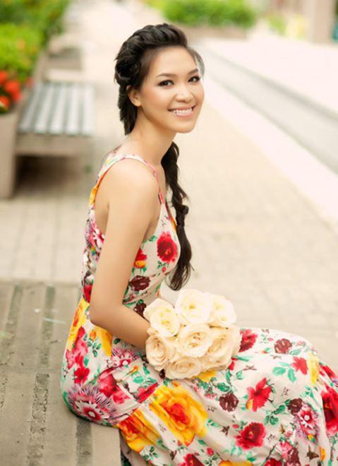 4 kiểu tóc đẹp sao Việt 2015 xuống phố hay dự event năm nay phần 5