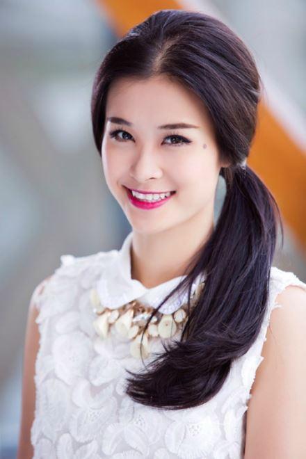 4 kiểu tóc đẹp sao Việt 2015 xuống phố hay dự event năm nay phần 7