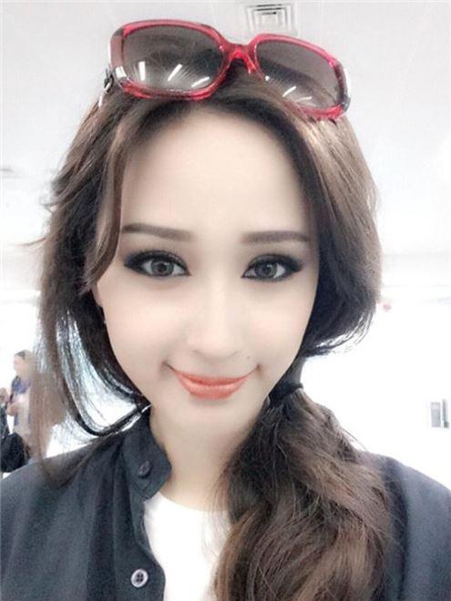 4 kiểu tóc đẹp sao Việt 2015 xuống phố hay dự event năm nay phần 8