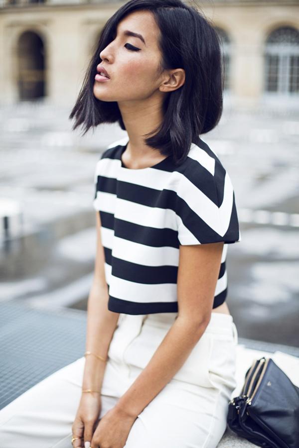 5 kiểu tóc đẹp cực cá tính hot nhất hè 2015 cuốn hút nàng công sở phần 6