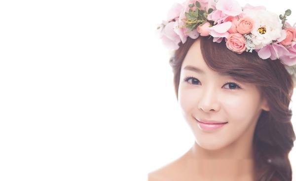 9 kiểu tóc Hàn Quốc đẹp đơn giản quyến rũ dành cho cô dâu hè 2015 phần 9