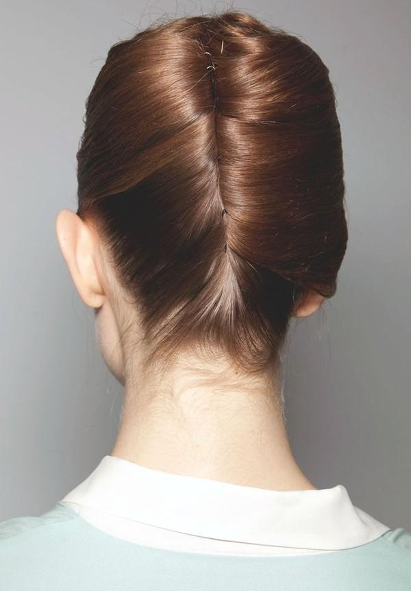 9 kiểu tóc búi cực xinh cho nàng tha hồ biến tấu sành điệu mỗi ngày đến chốn sở làm phần 14