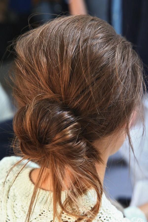 9 kiểu tóc búi cực xinh cho nàng tha hồ biến tấu sành điệu mỗi ngày đến chốn sở làm phần 18