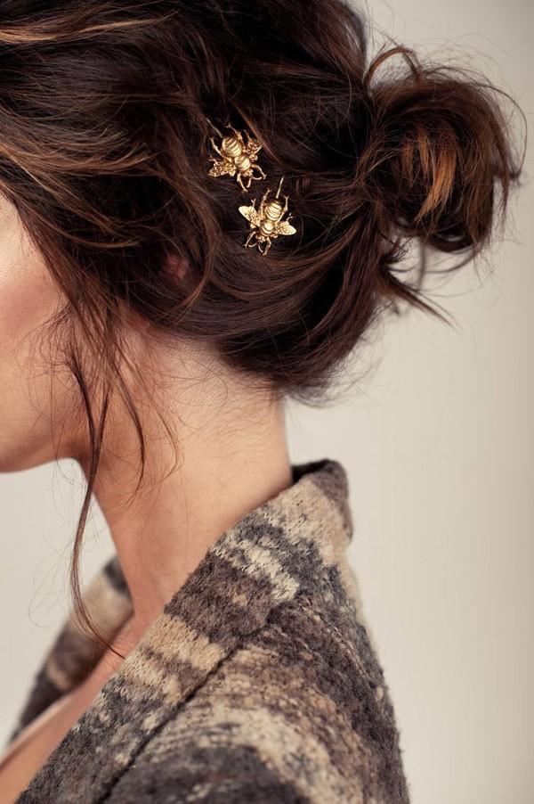 9 kiểu tóc búi cực xinh cho nàng tha hồ biến tấu sành điệu mỗi ngày đến chốn sở làm phần 6
