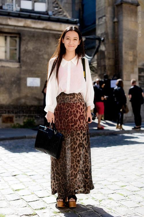 Kiểu áo sơ mi nữ trắng Hàn Quốc đẹp thiết kế mới nhất hiện nay hè 2017 phần 9
