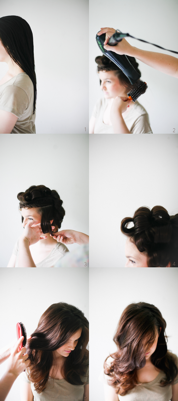 Hướng dẫn 3 cách sấy tóc cho mái tóc bạn dày và bồng bềnh lâu mà không làm hư tổn tóc phần 4