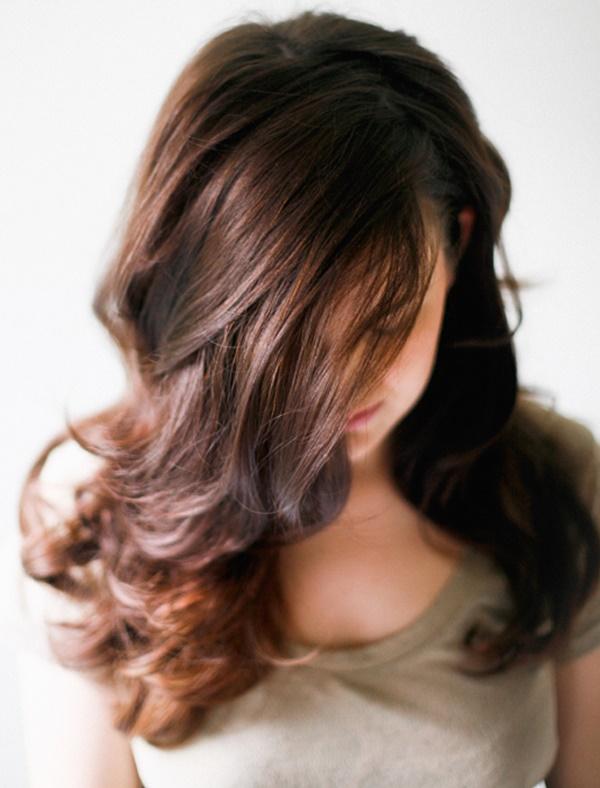 Hướng dẫn 3 cách sấy tóc cho mái tóc bạn dày và bồng bềnh lâu mà không làm hư tổn tóc phần 5