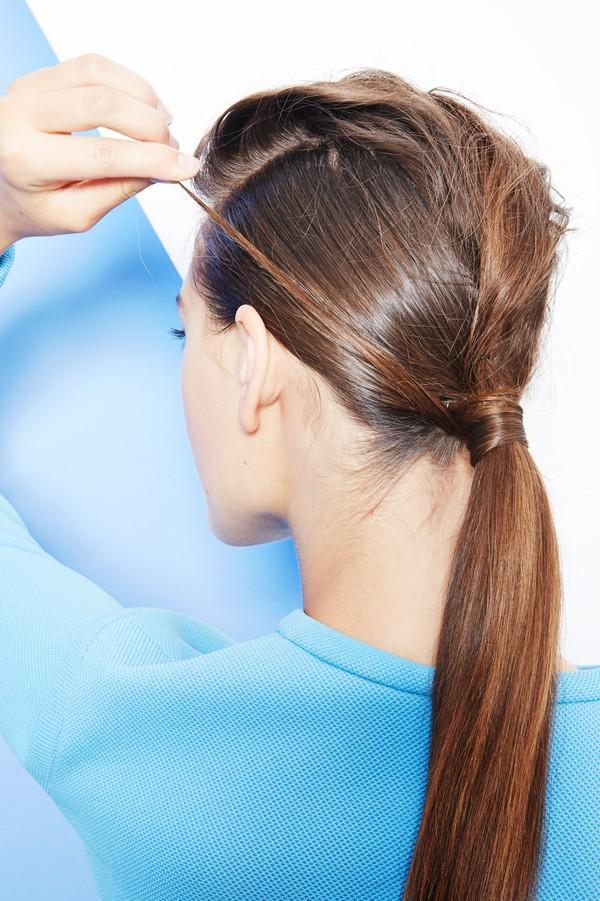 Hướng dẫn 5 cách làm kiểu tóc đuôi ngựa đẹp cho nàng sành điệu dạo phố cuối tuần hè 2015 phần 24